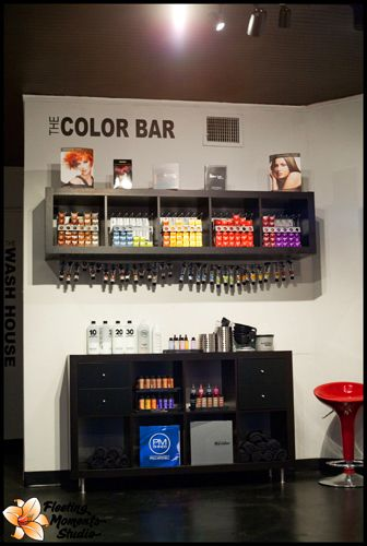 Bar and Colors on Pinterest