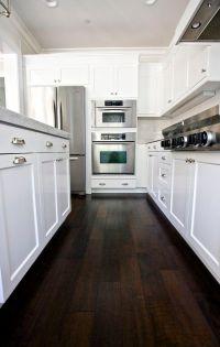 25+ bsta iderna om Dark wood floors p Pinterest