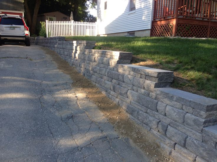 1000+ images about Retaining wall on Pinterest