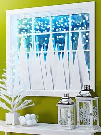 312 best images about Snowflakes & Window Decorations on ...