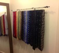 97 best images about Tie Storage Ideas on Pinterest