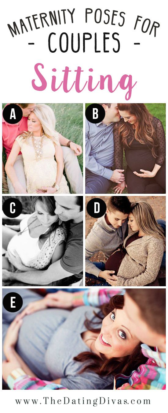 Favorite Poses for Maternity Photo Shoot