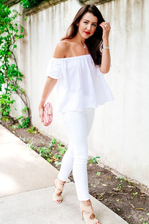 All White Party Dress Ideas for Women- 26 Best White Outfits