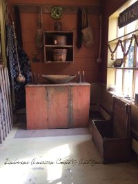 772 best images about Primitive/Colonial Rooms on ...