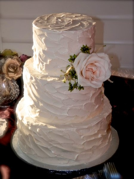 17 Best Images About Shabby Chic Wedding Cakes On