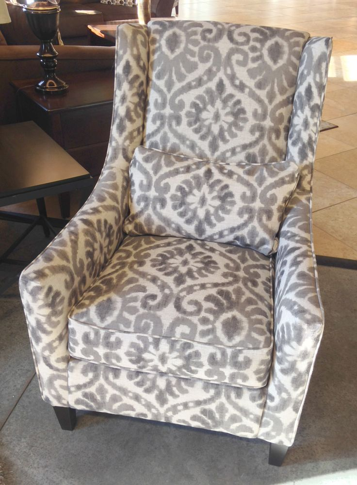 fabric accent chairs living room furniture for tall people pierin - alabaster chair. | urbanology pinterest ...