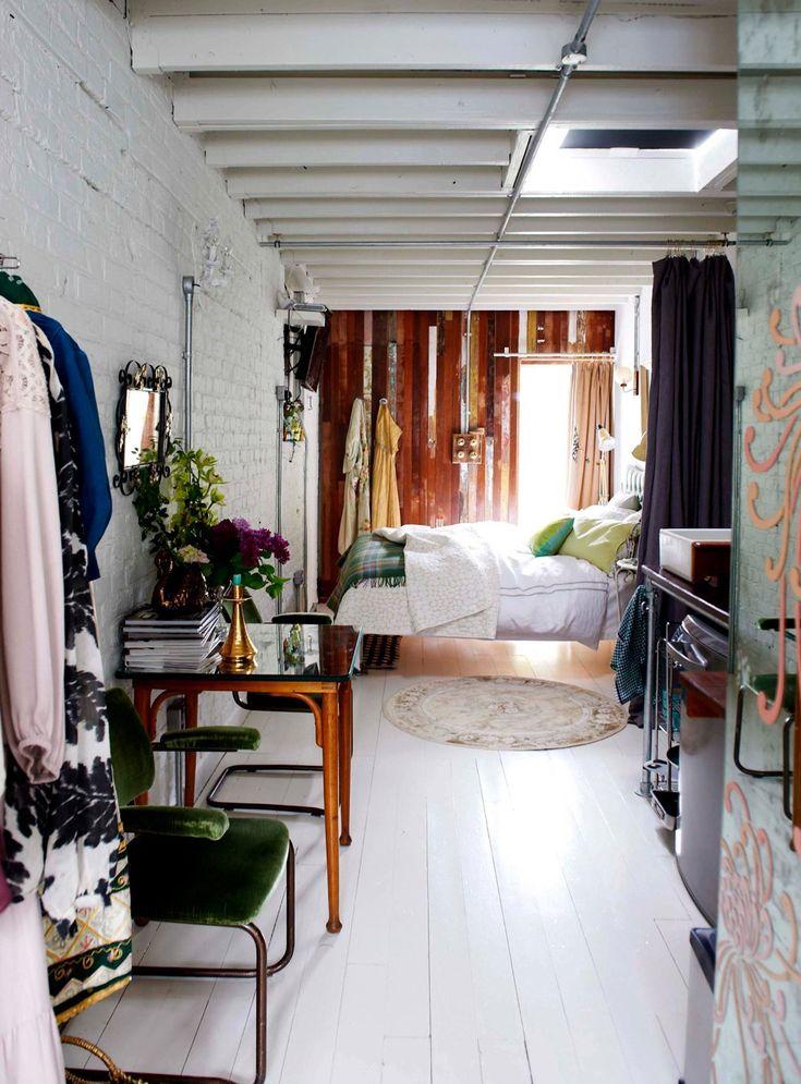 25 Best Ideas About Bohemian Studio Apartment On