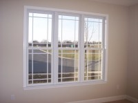 """Double hung prairie windows with """"extra"""" grid lines... don ..."""