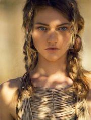 native american inspired hair