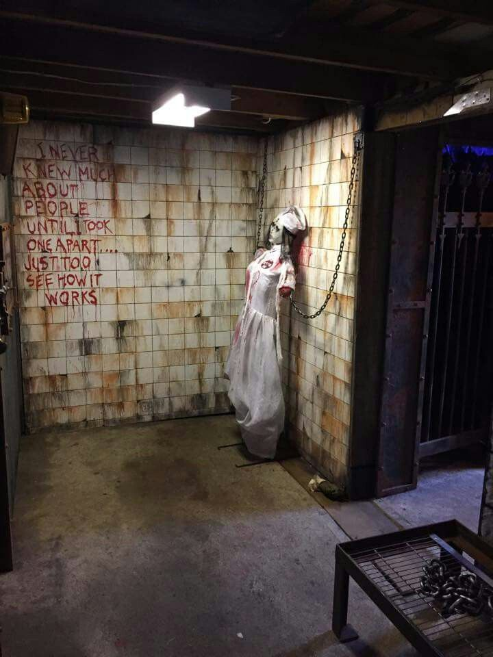 Haunted House Asylum Ideas House And Home Design