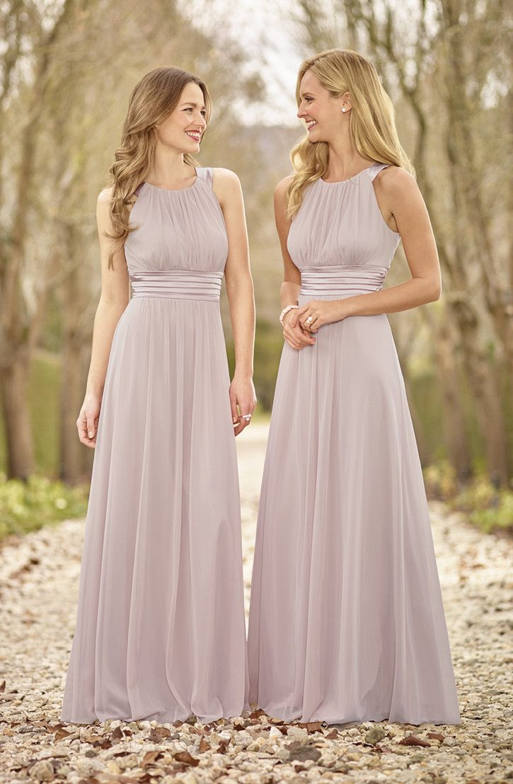 25+ best ideas about Long bridesmaid dresses on Pinterest