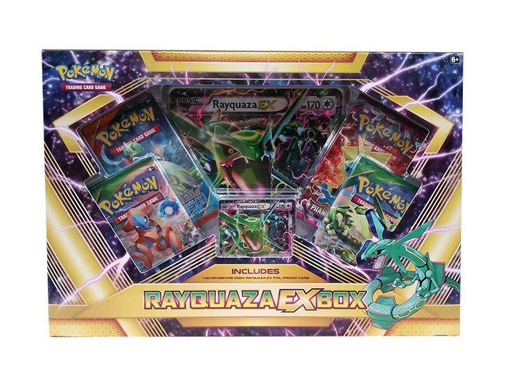 Pokemon Tcg Mega Rayquaza Ex Box The Pokmon TCG