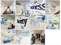 17 Best images about Office wall mural on Pinterest ...