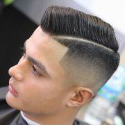 comb over haircut men 2017