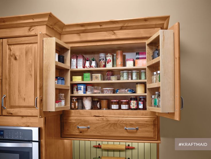 1000+ Ideas About Wall Pantry On Pinterest