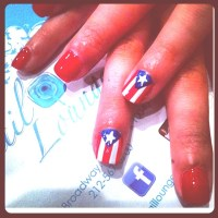 Puerto Rican Nail Designs | www.imgkid.com - The Image Kid ...