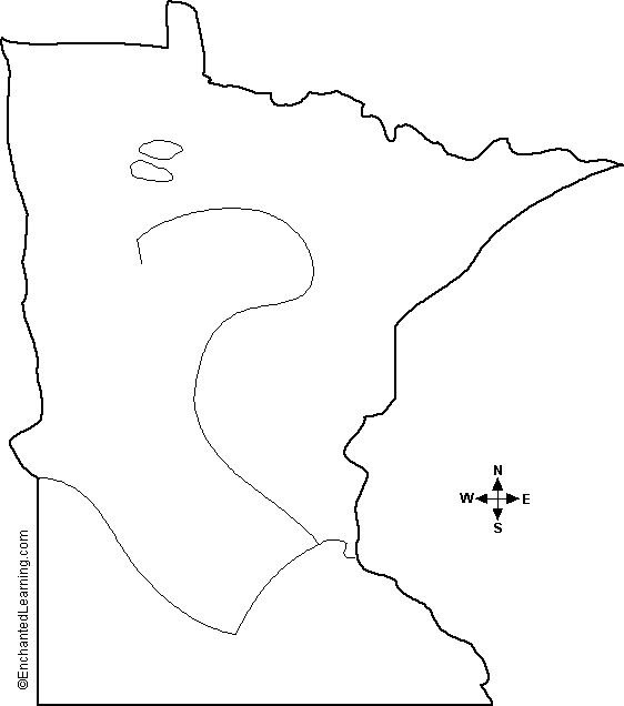 States Printable Outline Maps