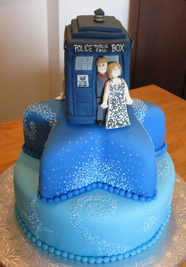 1000 Ideas About Doctor Who Cakes On Pinterest Dalek