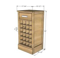 Diy Wine Cellar Rack Plans - WoodWorking Projects & Plans