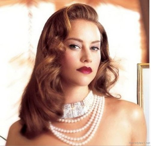 150 Best Images About Old Hollywood Hair Styles On Pinterest