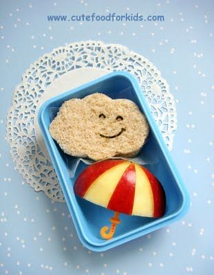 fun lunch for a rainy day (or snowy!) day