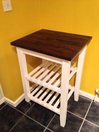 IKEA Bekvm Kitchen Cart | Kitchen | Pinterest | Kitchen ...