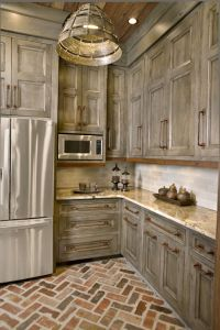 25+ best ideas about Rustic Kitchen Cabinets on Pinterest