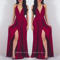 17 Best ideas about Maroon Dress on Pinterest | Long ...