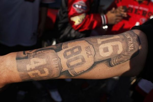 Interception return helps 49ers clinch playoff berth