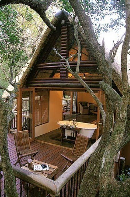 25 Best Ideas About Beautiful Tree Houses On Pinterest Tree