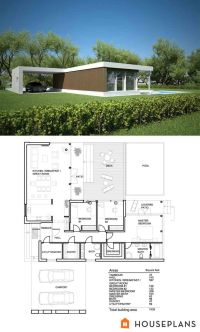 25+ best ideas about Small Modern House Plans on Pinterest ...