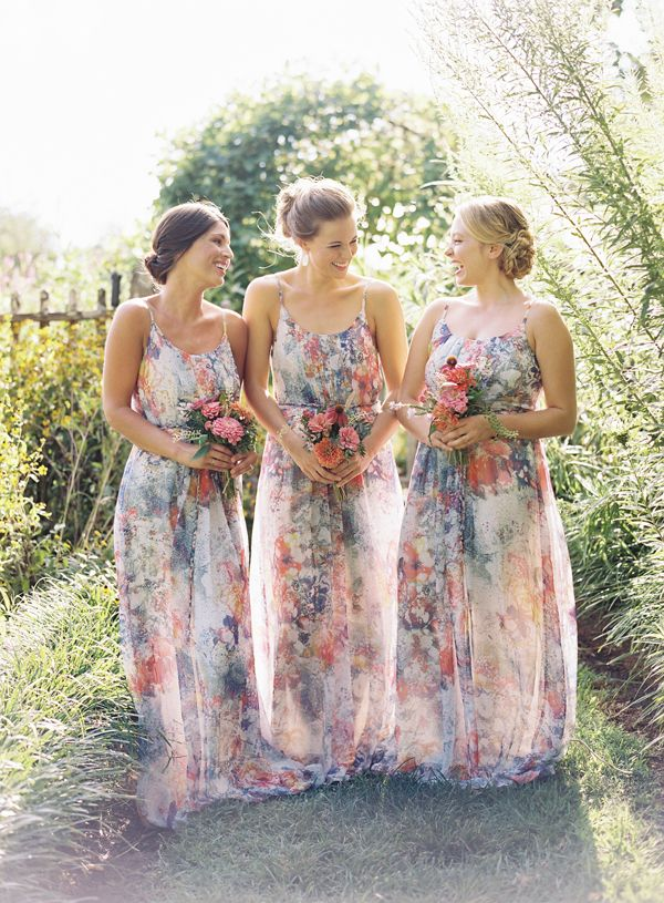 Unique bridesmaid style ideas to make your bridal party