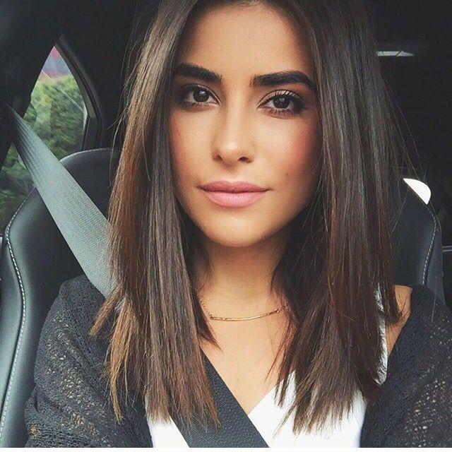 25 Best Ideas About Medium Straight Hair On Pinterest Medium