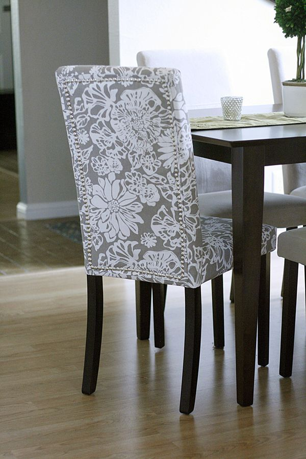 25 best ideas about Parsons chairs on Pinterest  Parsons chair slipcovers Parson chair covers