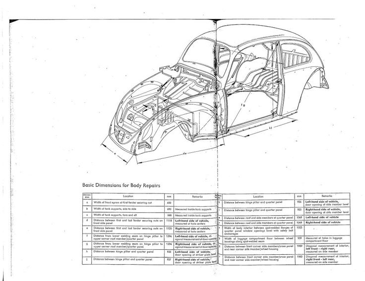 351 best images about My VW Super Beetle Restore Project