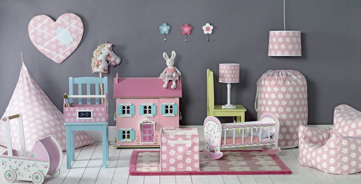 Great Little Trading Co: Kids toys and furniture in pink