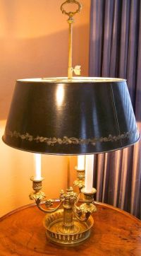 17 Best images about Bouillotte Lamp/Chandelier on ...