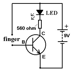 Simple #Transistor Amplifier circuit is a semiconductor