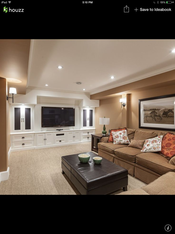 small living room tv fireplace leather pictures 17 best ideas about entertainment center with on ...