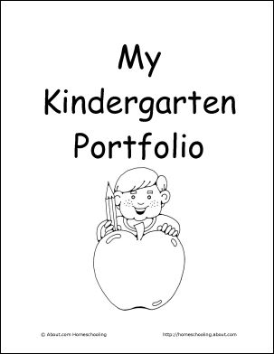 1000+ ideas about Kindergarten Portfolio on Pinterest
