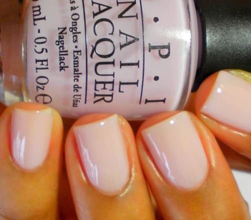 OPI Care to Dance? 1) I wish my nails would look like that when I do them myself. 2) I really like this color, would go great for year round.: