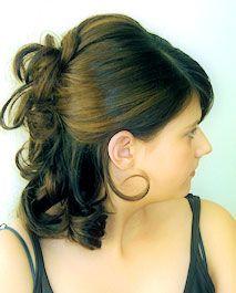 25 Beste Ideeën Over Festliche Frisuren Op Pinterest