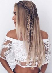 ideas teen hairstyles