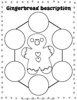 17 Best images about Gingerbread Man Activities on