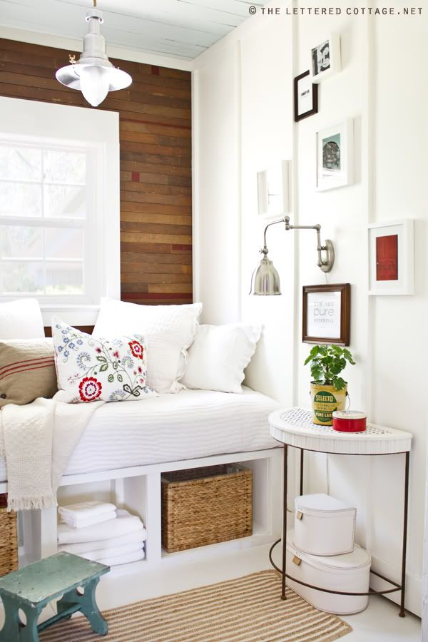191 Best Images About Ideas For My Small Bedrooms On Pinterest Loft Beds Window Seats And Guest
