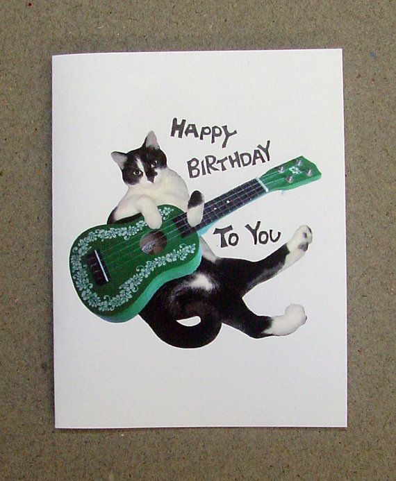 17 Best Images About Birthday Cards On Pinterest Cats