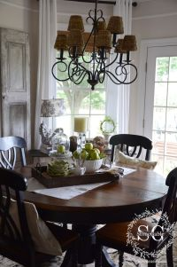 25+ best ideas about Everyday table centerpieces on