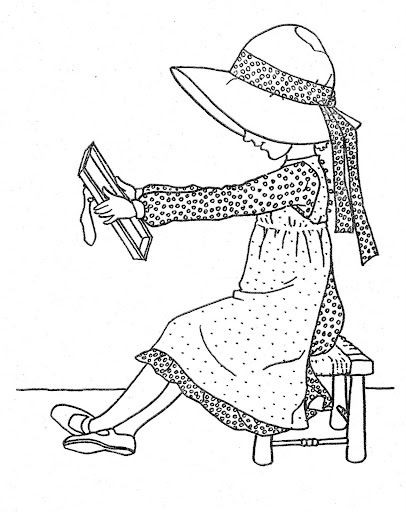 1000+ images about Crafts:Quilting-Doll, Sunbonnet Sue