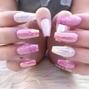 ideas glamour nails
