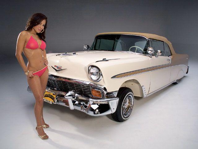 1957 Cars Restored Or Wallpapers 1956 Chevy Bel Air Lowriders Pinterest Models Bel
